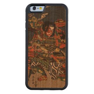 The samurai warriors Tadanori and Noritsune Cherry iPhone 6 Bumper Case