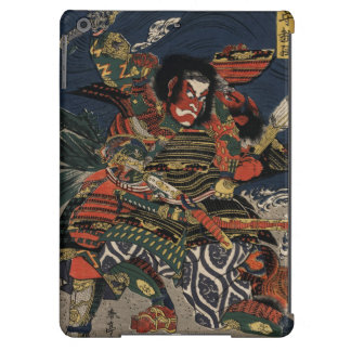 The samurai warriors Tadanori and Noritsune iPad Air Cover