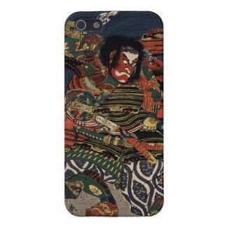 The samurai warriors Tadanori and Noritsune iPhone 5/5S Case