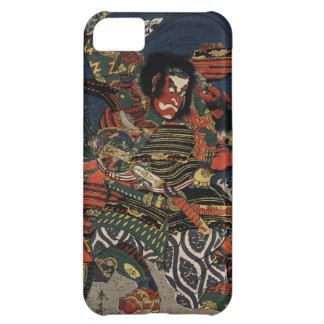 The samurai warriors Tadanori and Noritsune iPhone 5C Case