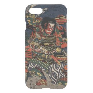The samurai warriors Tadanori and Noritsune iPhone 7 Case