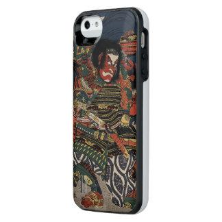 The samurai warriors Tadanori and Noritsune iPhone SE/5/5s Battery Case