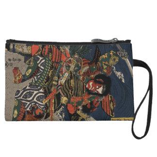 The samurai warriors Tadanori and Noritsune Wristlet