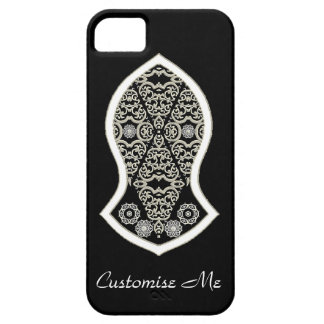 The Sandal Of The Prophet (White) iPhone 5 Cover