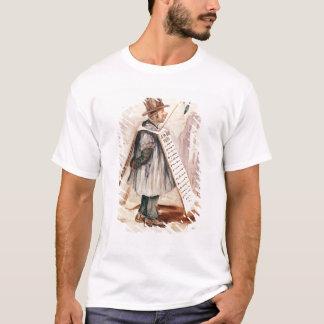 The Sandwich Board Man, Boulevard du Temple, 1839 T-Shirt
