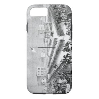The Santee Sioux Uprising, Mankato, Minnesota, 186 iPhone 8/7 Case