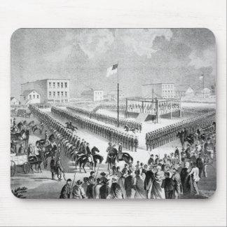 The Santee Sioux Uprising, Mankato, Minnesota, 186 Mouse Mat