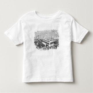 The Santee Sioux Uprising, Mankato, Minnesota, 186 Toddler T-Shirt