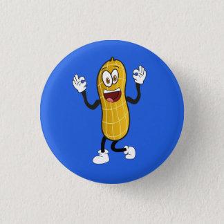 The Sarcastic Peanut Badge