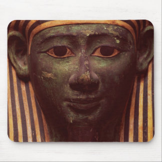 The sarcophagus of Psametik (664-610BC) detail of Mouse Mat
