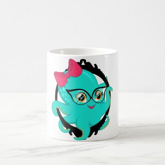 The Sassy Smarty Octopus Coffee Mug
