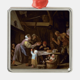 The Satyrs and the Family Christmas Ornament