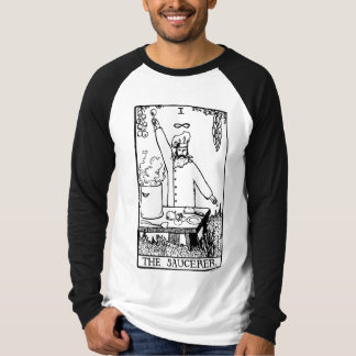 The Saucerer Long-Sleeve Baseball Shirt