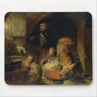 The Savage, c.1838 Mouse Mat