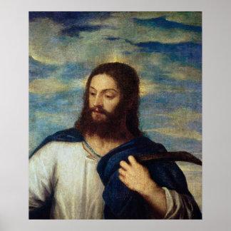 The Saviour, c.1553 Poster