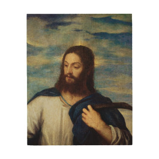 The Saviour, c.1553 Wood Canvas