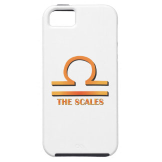 The Scales iPhone 5 Covers