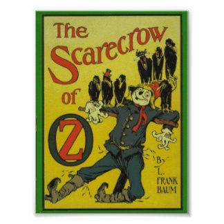 The Scarecrow Of Oz Poster
