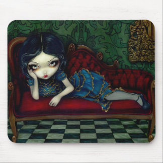 The Scarlet Sofa Mousepad