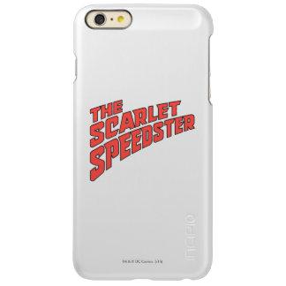 The Scarlet Speedster Logo