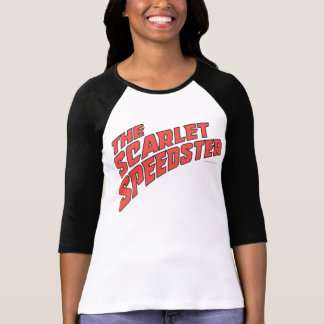 The Scarlet Speedster Logo Shirts