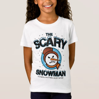 The Scary Snowman T-Shirt
