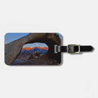 The Scenic Alabama Hills Nestled Luggage Tag