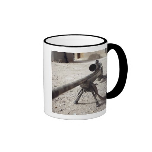 The Schmidt & Bender M-854155 DS Ringer Coffee Mug