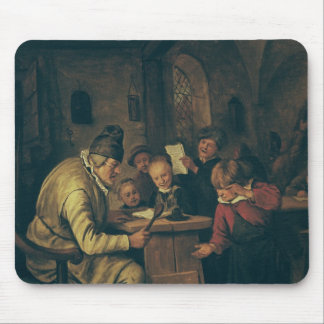 The School Master, 1626-79 Mouse Pads