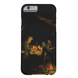 The School Master, 1660-65 (oil on panel) Barely There iPhone 6 Case