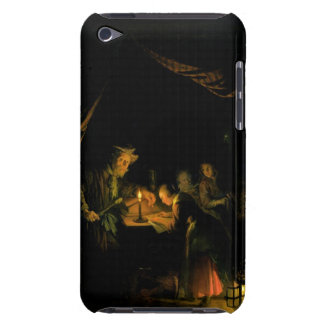 The School Master, 1660-65 (oil on panel) Barely There iPod Case