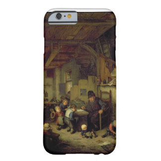The School Master, c.1662 (oil on panel) Barely There iPhone 6 Case