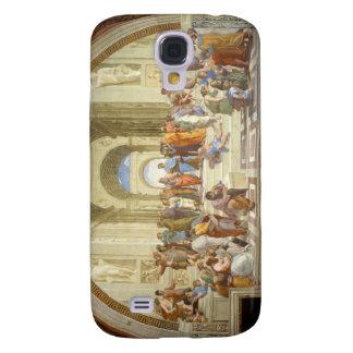 The School of Athens Fresco by Raffaello Sanzio Galaxy S4 Covers
