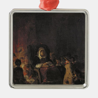 The Schoolmistress Christmas Ornament