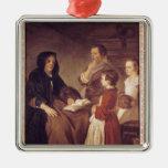 The Schoolmistress Ornament