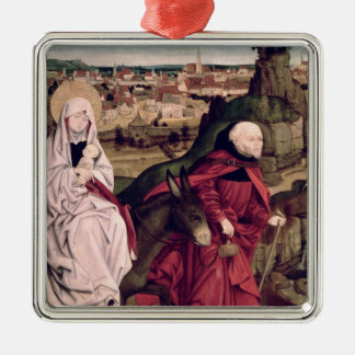 The Schotten altarpiece Christmas Ornament