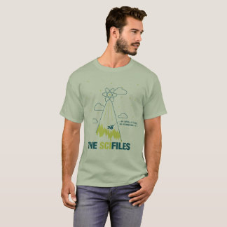 The SciFiles: Evidence-based Belief System T-Shirt
