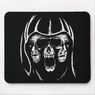 The Scizophrenic Death Mouse Mat