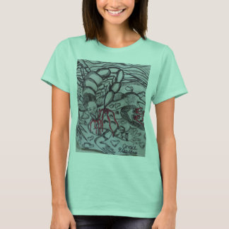 The scorpion and the frog T-Shirt