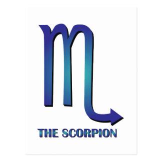 The Scorpion Postcard