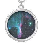 The Scorpion's Claw Reflecting Nebula DG 129 Pendant