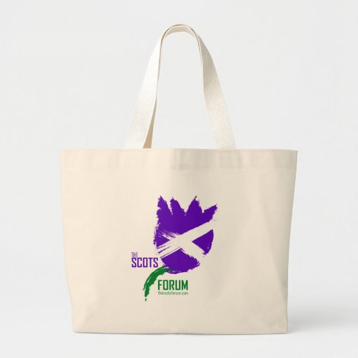The Scots Forum Tote Bag