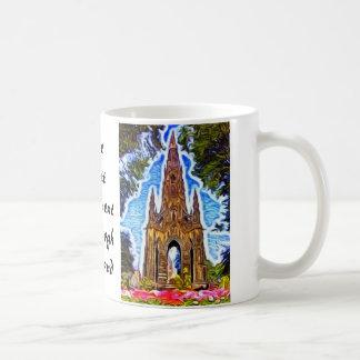 The Scott Monument, Edinburgh, Scotland. Coffee Mug