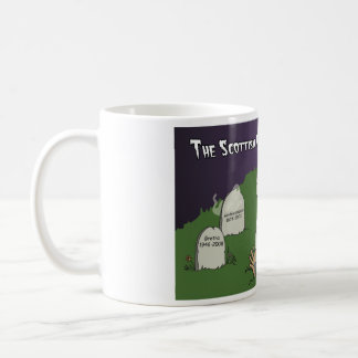 The Scottish Football Graveyard Coffee Mug