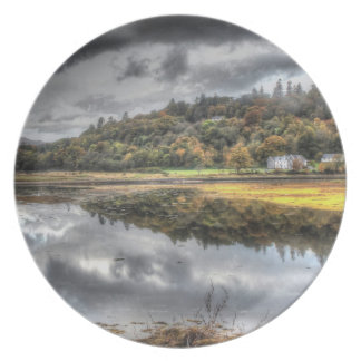 The Scottish Highlands in Argyll Plate