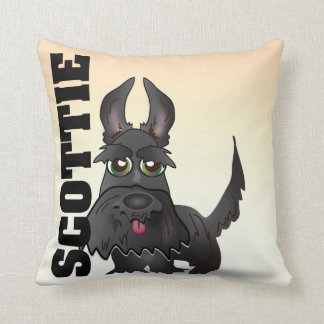 The Scottish Terrier Cushions