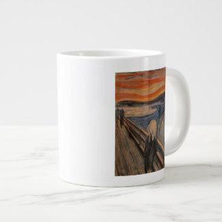The Scream, 1893 Large Coffee Mug