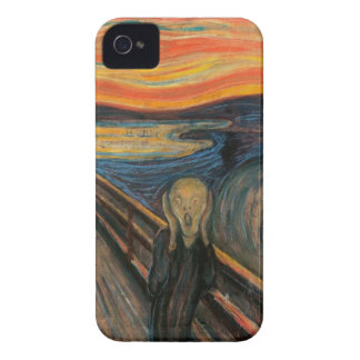 The Scream Barely There™ iPhone 4 iPhone 4 Case-Mate Case