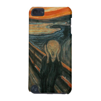 The Scream by Edvard Munch iPod Touch (5th Generation) Case
