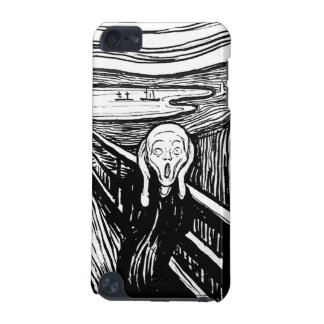 The Scream by Edvard Munch iPod Touch (5th Generation) Cover